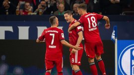 Шальке – Бавария – 0:2 – видео голов и обзор матча
