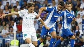 Реал Мадрид – Эспаньол: прямая трансляция
