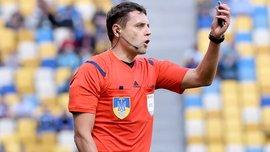 Абдула отримав призначення на львівське дербі у 9 турі УПЛ