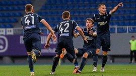 Олимпик одержал уверенную победу над Арсеналом-Киев