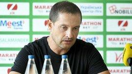 Санжар: Олимпик не имел права проиграть Арсеналу-Киев