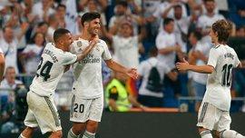 Реал Мадрид минимально победил Эспаньол