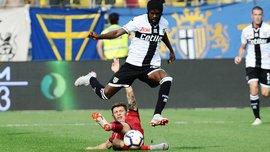 Жервиньо отметился феноменальным голом в ворота Кальяри