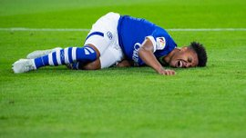 Шальке – Бавария: Маккени получил тяжелую травму