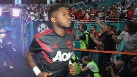 Фред отметился дебютным голом за Манчестер Юнайтед