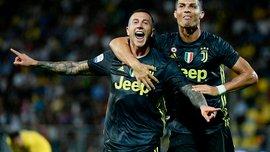 Роналду принес победу Ювентусу над Фрозиноне: 5-й тур Серии А, матчи воскресенья