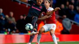 Арсенал – Эвертон – 2:0 – видео голов и обзор матча