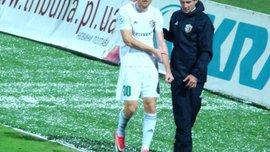 Ворскла – Зоря: Кобахідзе отримав травму та вибув на 2 тижні