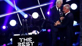 Дешам прокоментував здобуття нагороди найкращому тренеру року