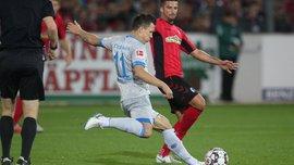 Шальке Коноплянки уступил Фрайбургу, Бавария впервые в сезоне потеряла очки: 5 тур Бундеслиги, матчи вторника