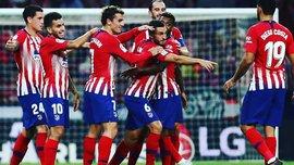 Атлетико разгромил Уэску: 6-й тур Ла Лиги, матчи вторника