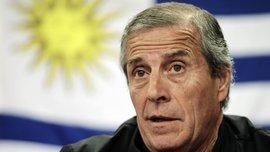 Наставник Уругваю Табарес відмовився від статуї на свою честь