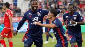 Ліга 1: Ліон розтрощив Діжон на виїзді, суперник Динамо Ренн не впорався з Ам'єном