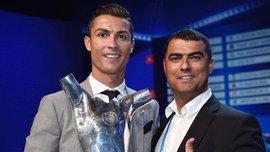 """""""Футбол гнилой, это позор"""", – брат Роналду раскритиковал ФИФА и УЕФА, потому что Криштиану не стал лучшим игроком года"""