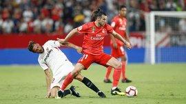 Реал програвав з рахунком 3:0 у першому таймі вперше з 2009 року