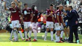 Вест Хэм – Манчестер Юнайтед: Ярмоленко с низким баллом и отобранным голом, антирекорд АПЛ и убийственная эффективность