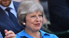 Прем'єр Британії Мей підтримає спільну з Ірландією заявку на проведення ЧС-2030