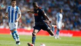 Реал Сосьєдад – Валенсія – 0:1 – відео гола та огляд матчу