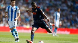 Реал Сосьедад – Валенсия – 0:1 – видео гола и обзор матча