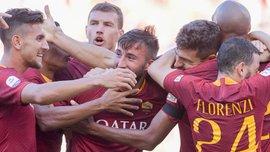Рома – Лаціо – 3:1 – відео голів та огляд матчу