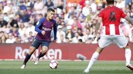 Барселона – Атлетик – 1: 1 – видео голов и обзор матча