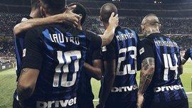 Интер– Кальяри – 2:0 – видео голов и обзор матча