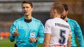 Ліон – Шахтар: УЄФА назвав арбітра матчу