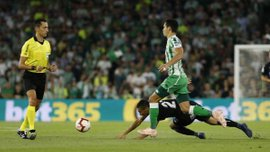Бетис на последней минуте одолел Леганес Лунина: 7 тур Ла Лиги, матчи воскресенья