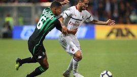 Милан на выезде разгромил Сассуоло: 7 тур Серии А, матчи воскресенья