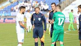 Десна – Ворскла – 0:2 – видео голов и обзор матча