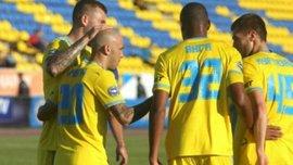 Соперник Динамо Астана разгромила Жетысу, Эсеола помог Кайрату уничтожить Актобе