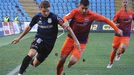 Черноморец – Мариуполь – 0:1 – видео гола и обзор матча