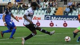 Парма – Эмполи – 1:0 – видео гола и обзор матча