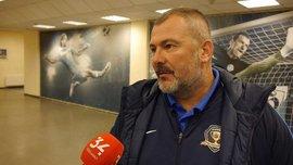 Президент СК Дніпро-1 Береза: Зараз визначаються ті гравці, які у подальшому гратимуть в УПЛ