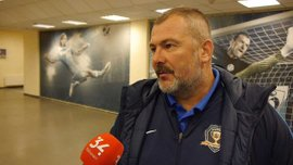 Президент СК Днепр-1 Береза: Сейчас определяются те игроки, которые в дальнейшем будут играть в УПЛ