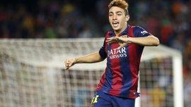 Мунир получит новый контракт от Барселоны
