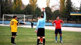 ФФУ отстранила от работы еще 25 арбитров и инспекторов чемпионатов Украины из-за договорных матчей