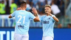Милинкович-Савич и Иммобиле продлили контракты с Лацио до 2023 года