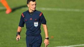 УЕФА назначил украинских арбитров на матчи Лиги Европы