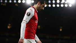 Карабах – Арсенал: Мхитарян не поедет на матч из-за страха за свою безопасность