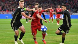 Лига чемпионов: Бавария и Аякс не выявили сильнейшего, Бенфика в меньшинстве победила АЕК Чигринского