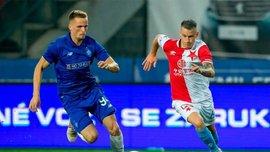 УЕФА наказал Славию за слова президента клуба о Григории Суркисе после матча с Динамо