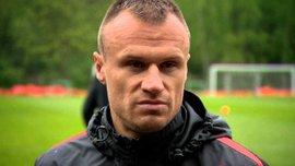 Шевчук та Ротань вже представлені гравцям Олімпіка та провели перше тренування з командою