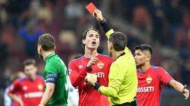 ЦСКА не сможет подать апелляцию на удаление Акинфеева, который обматерил арбитра в матче  с Реалом