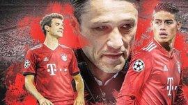 Баварія переживає першу кризу при Ковачу – 7 зірок вже не задоволені тренером, назріває бунт