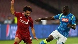 Наполи – Ливерпуль – 1:0 – видео гола и обзор матча