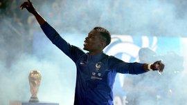 Франция объявила заявку на матчи с Исландией и Германией