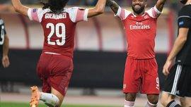 Карабах – Арсенал – 0:3 – видео голов и обзор матча