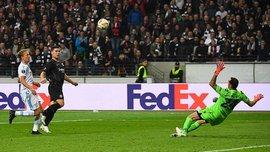 Айнтрахт – Лацио – 4:1 – видео голов и обзор матча
