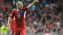 Хюбшман надеется на нового тренера сборной Чехии в матче против Украины